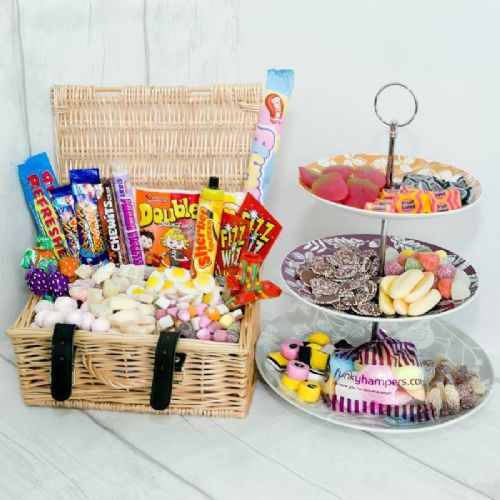 Super Retro Sweet Hamper